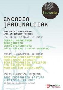 energia jardunaldiak